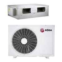 Канальный кондиционер Roda RS-DT18AA/RU-18AA1