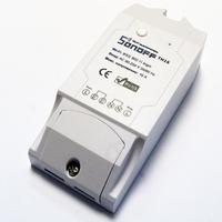 Реле управления Sonoff TH16A (датчик в комплекте)