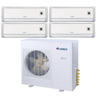 Мульти сплит система Gree GWH 09 AA K3DNA1BIx4/ GWHD 36 NK3AO (комплект)