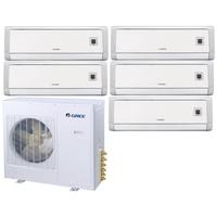 Мульти сплит система Gree GWH 09 AA K3DNA1BIx4 + GWH 18 AC K3DNA1BI/ GWHD 42 NK3AO (комплект)